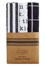 Circa Towel Set Kiss
