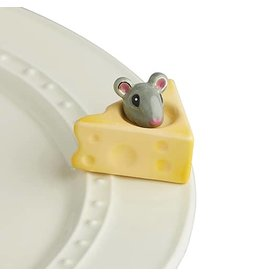 Nora Fleming Nora Fleming Attachment Cheese Please Mouse and Cheese