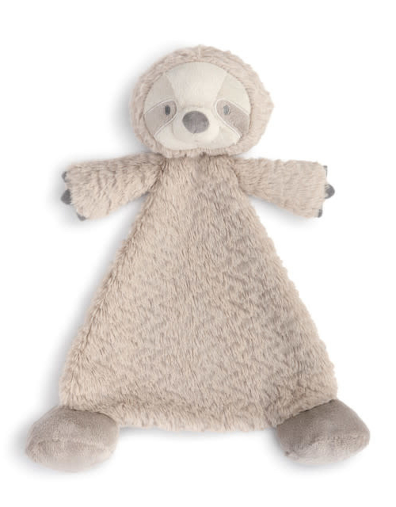 Cozy Rattle Blankie Sebastian Sloth