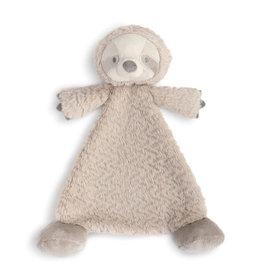 Cozy Rattle Blankie Sebastian Sloth
