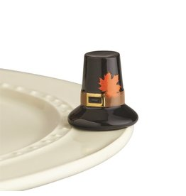 Nora Fleming Nora Fleming Attachment We Gather Together PIlgrim Hat