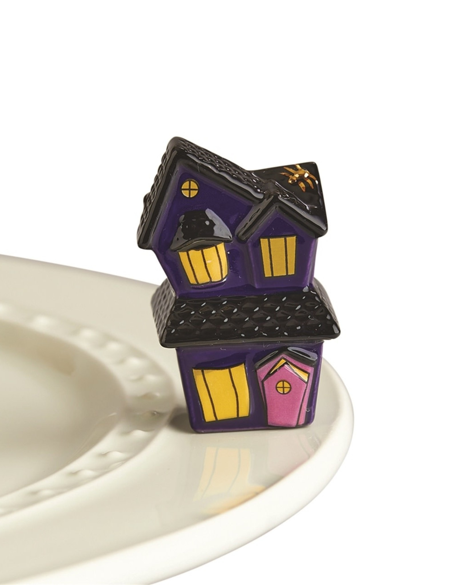 Nora Fleming Nora Fleming Attachment Haunted House