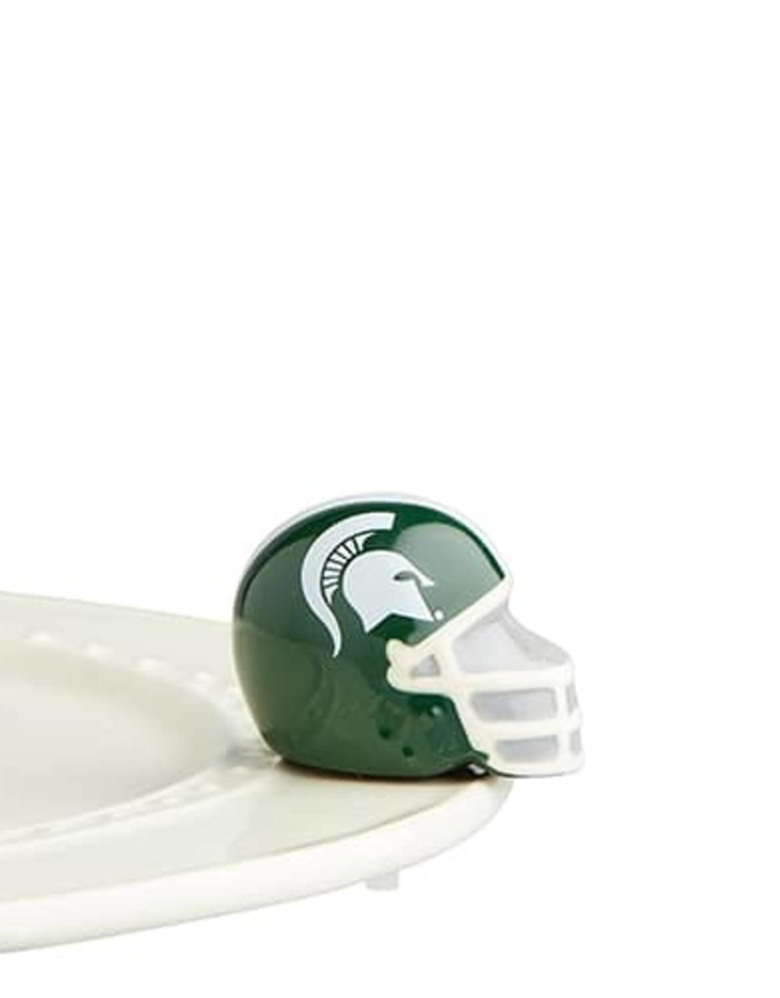 Nora Fleming Nora Fleming Attachment MSU Helmet