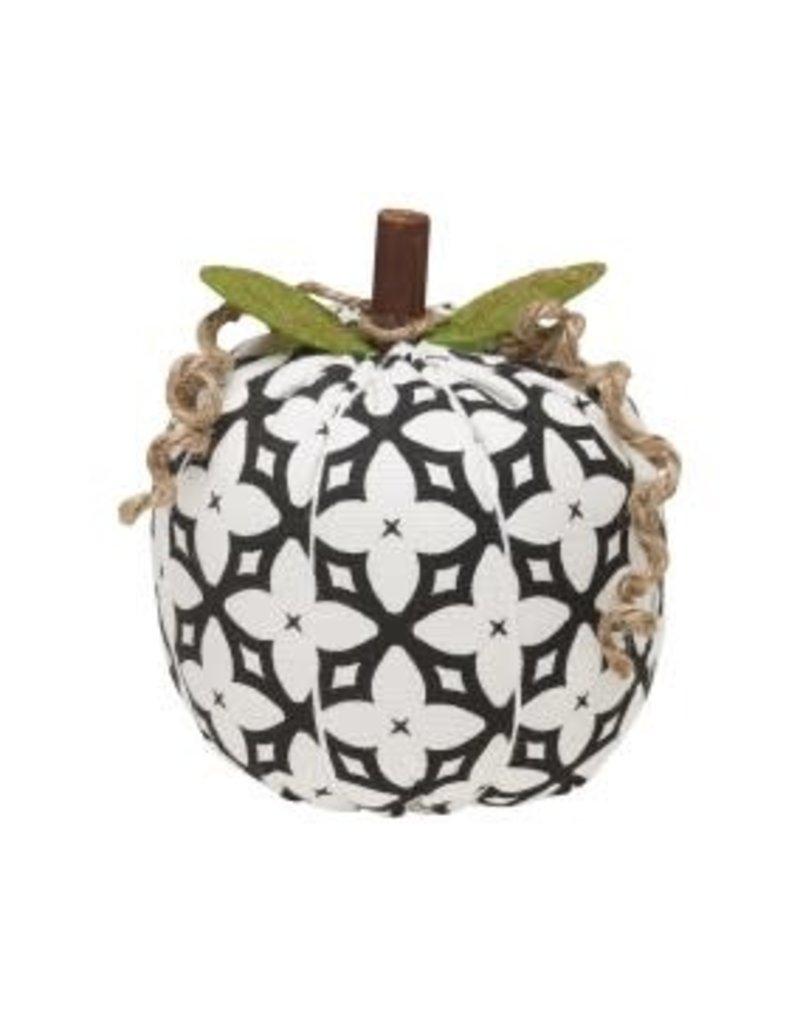 Fabric Pumpkin Zara Medium