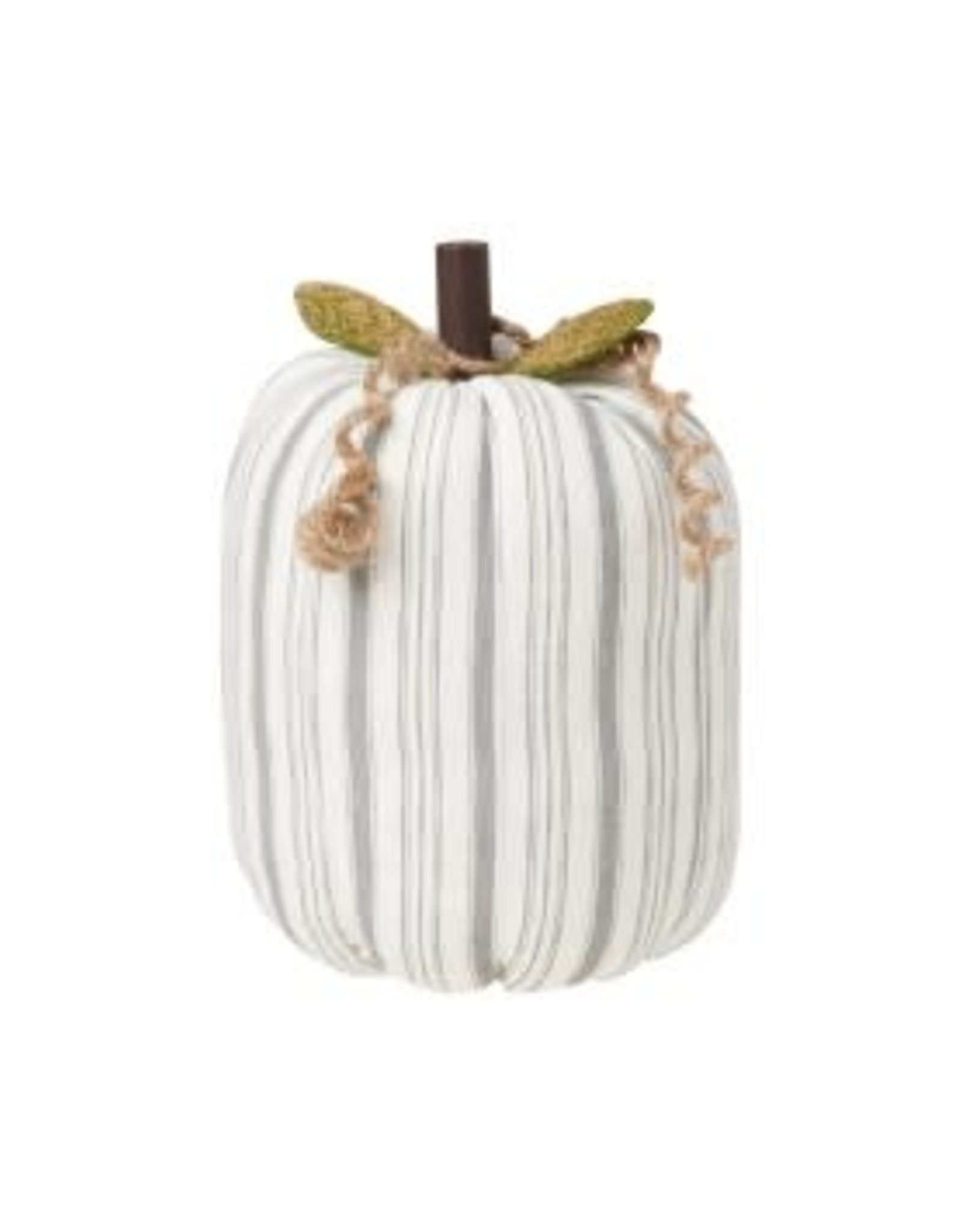 Collins Painting & Desgin Fabric Pumpkin Gray Stripe Large