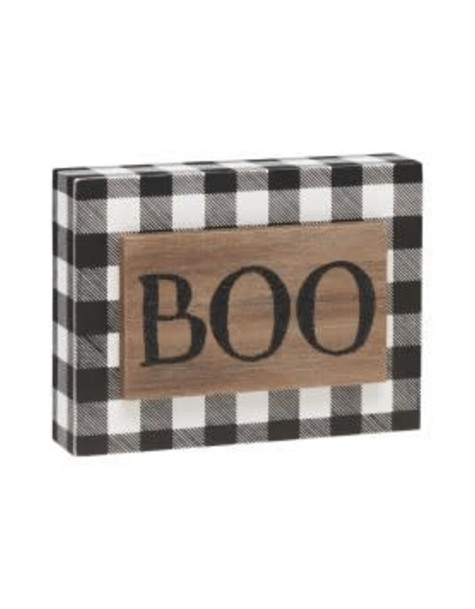 Collins Painting & Desgin Block Sign Boo BW Check