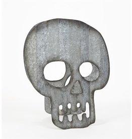 Halloween Sitter Skull