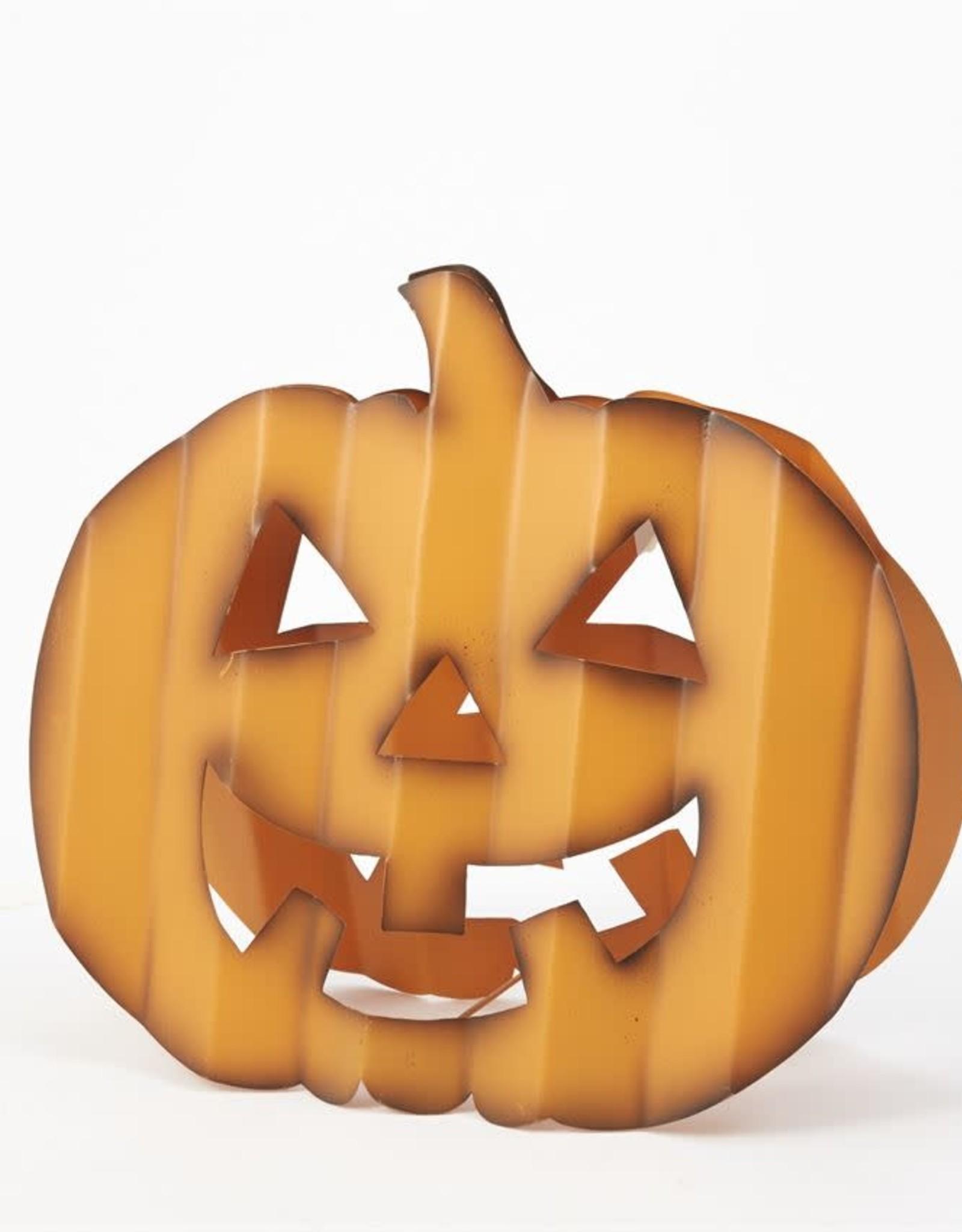 Halloween Sitter Jack O Lantern