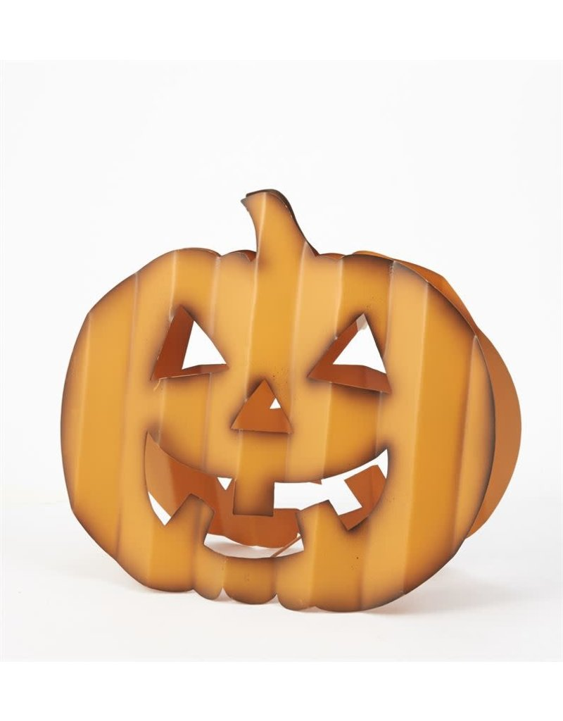 Mud Pie Halloween Sitter Jack O Lantern