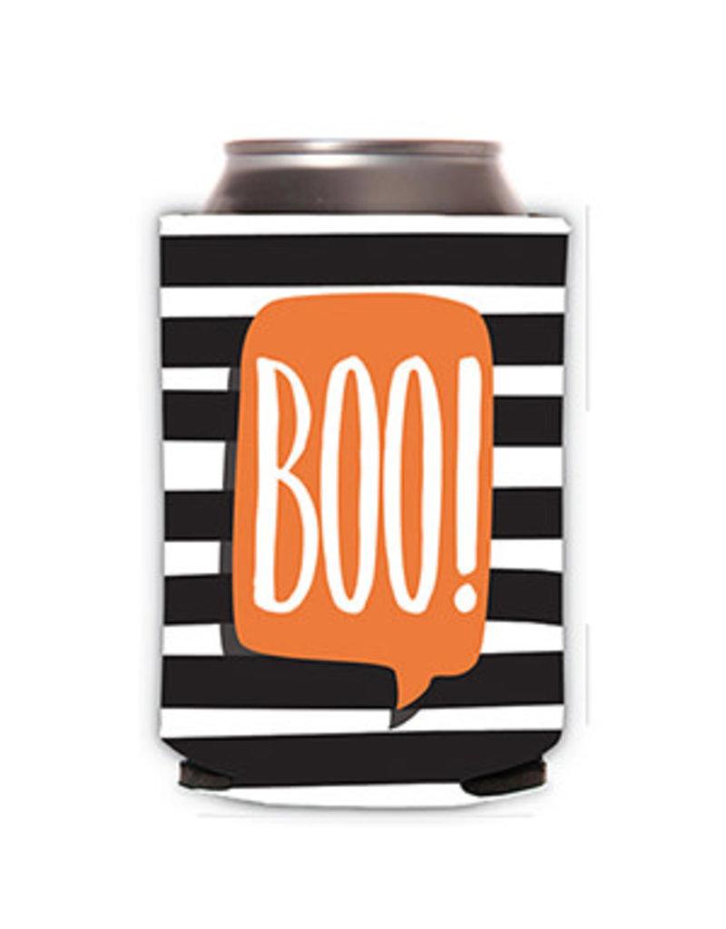 Roseanne Beck Halloween Can Cooler BOO!