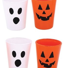 DEI Halloween Shot Glasses