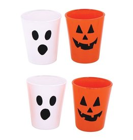 DEI Halloween Shot Glasses