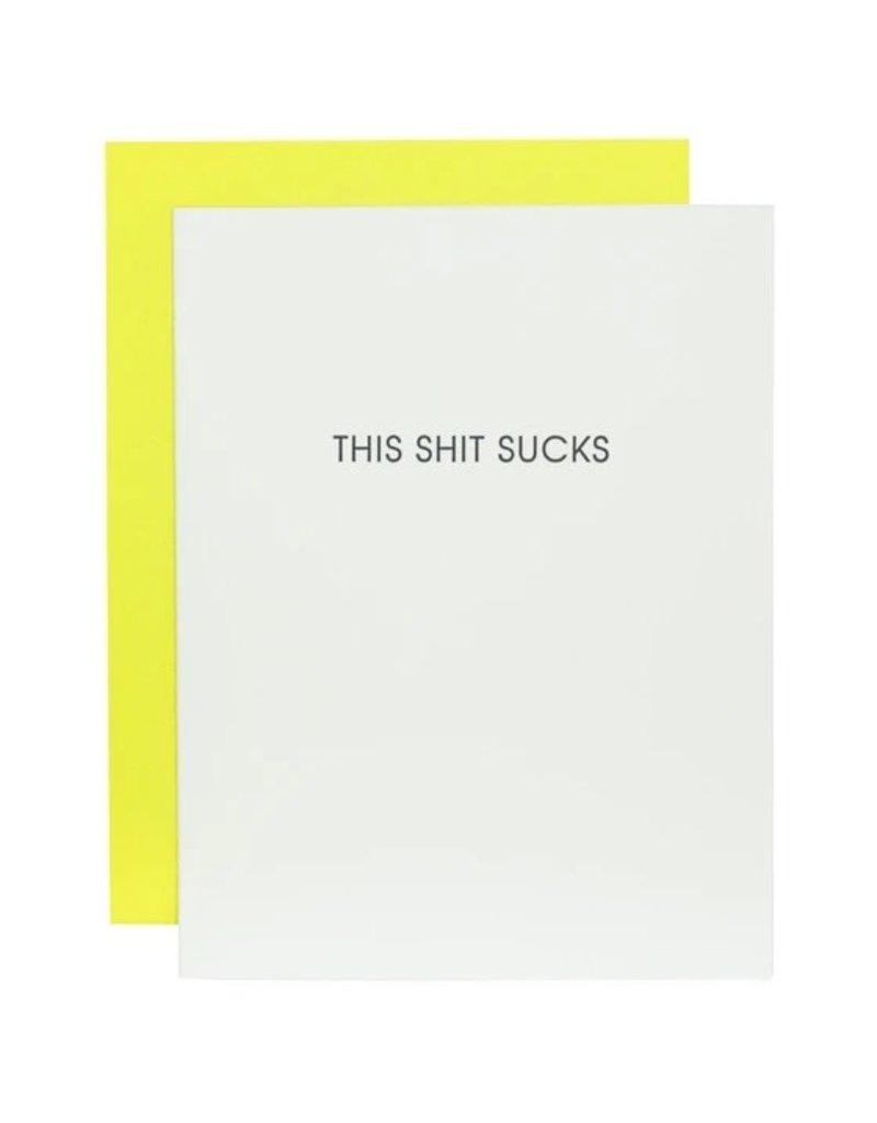 Card- This Shit Sucks