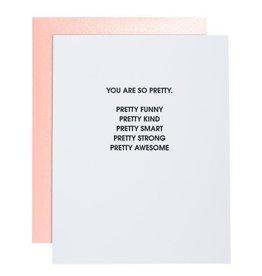 Card- So Pretty