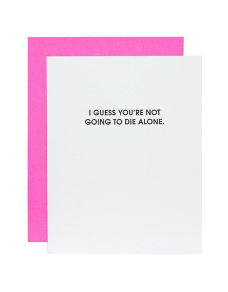 Card- Die Alone