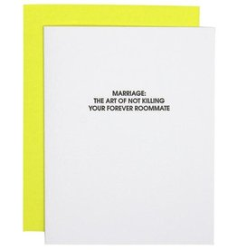 Chez Gagne Card- Marriage Forever Roommate