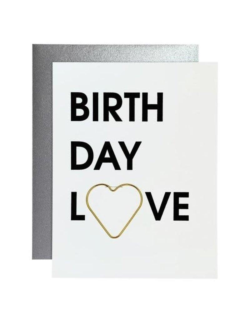 Card- Birthday Love