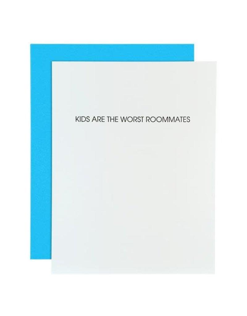 Card- Worst Roomates