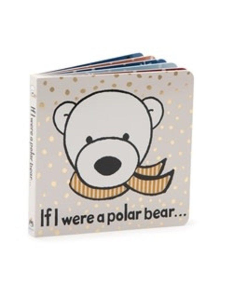 Jellycat Book- If I Were a Polar Bear
