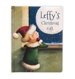Jellycat Book- Leffy's Christmas Gift