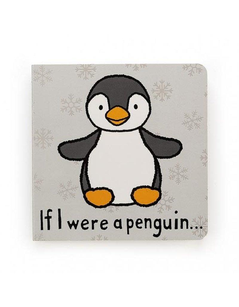 Jellycat Book- If I Were a Penguin