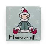 Jellycat If I Were an Elf Book