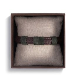 Journey Men's Bracelet - Brown