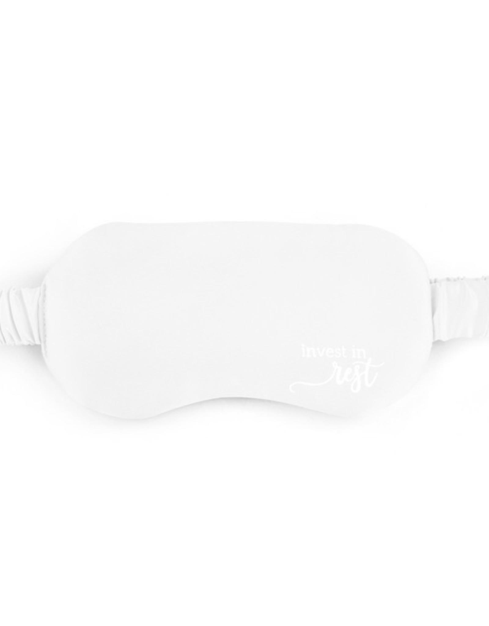 Eye Mask Cream Satin Invest in Rest