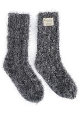 Giving Socks Charcoal