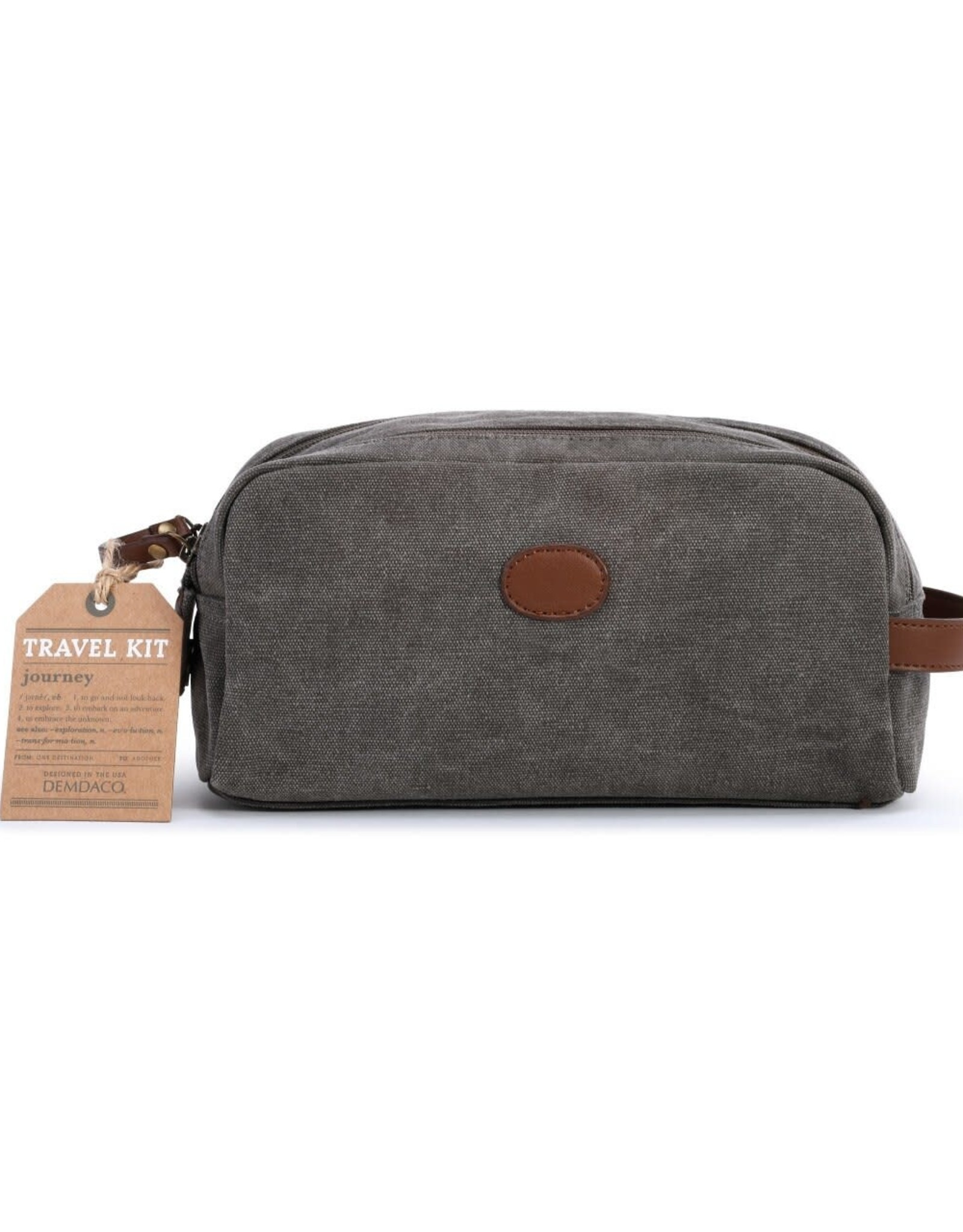 Men's Travel Kit Gray