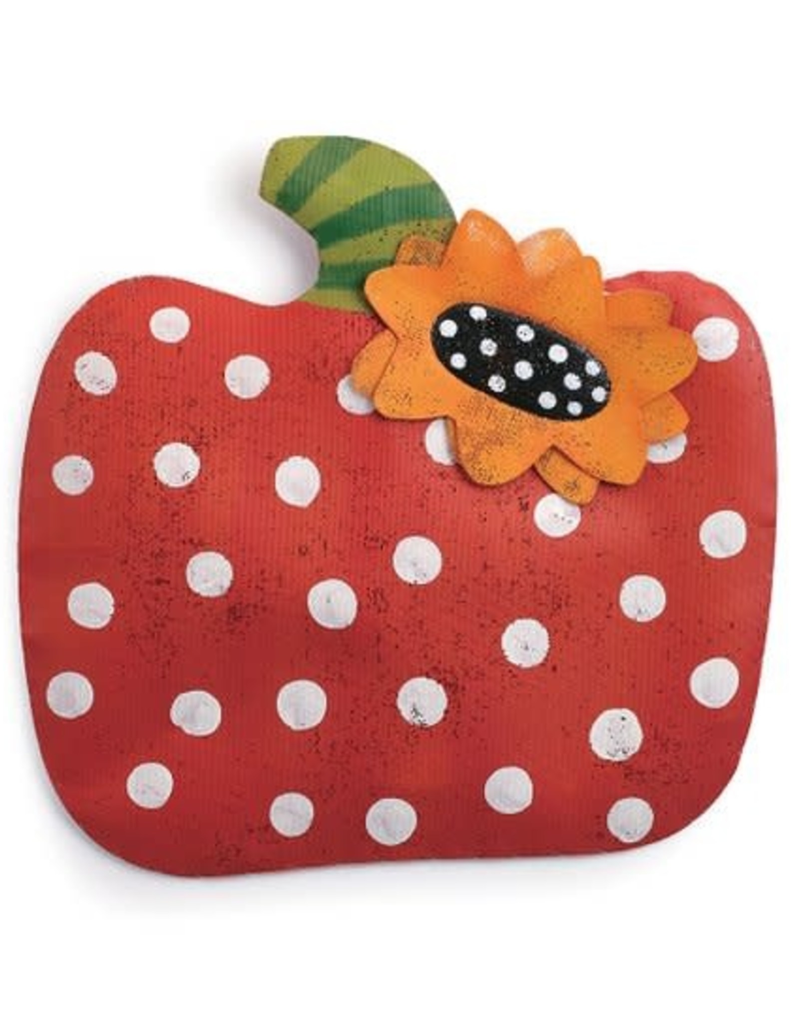 Door Screening Polka Dot Pumpkin
