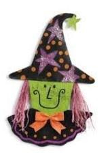 Door Screening Happy Witch
