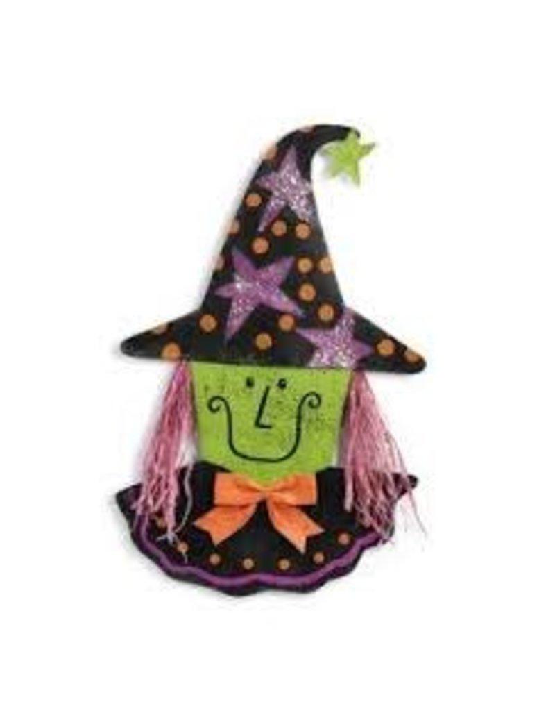 Demdaco Door Screening Happy Witch