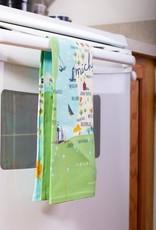 Galleyware Kitchen Towel Michigan