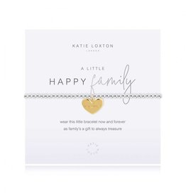 Katie Loxton Katie Loxton Bracelet- A Little Happy Family