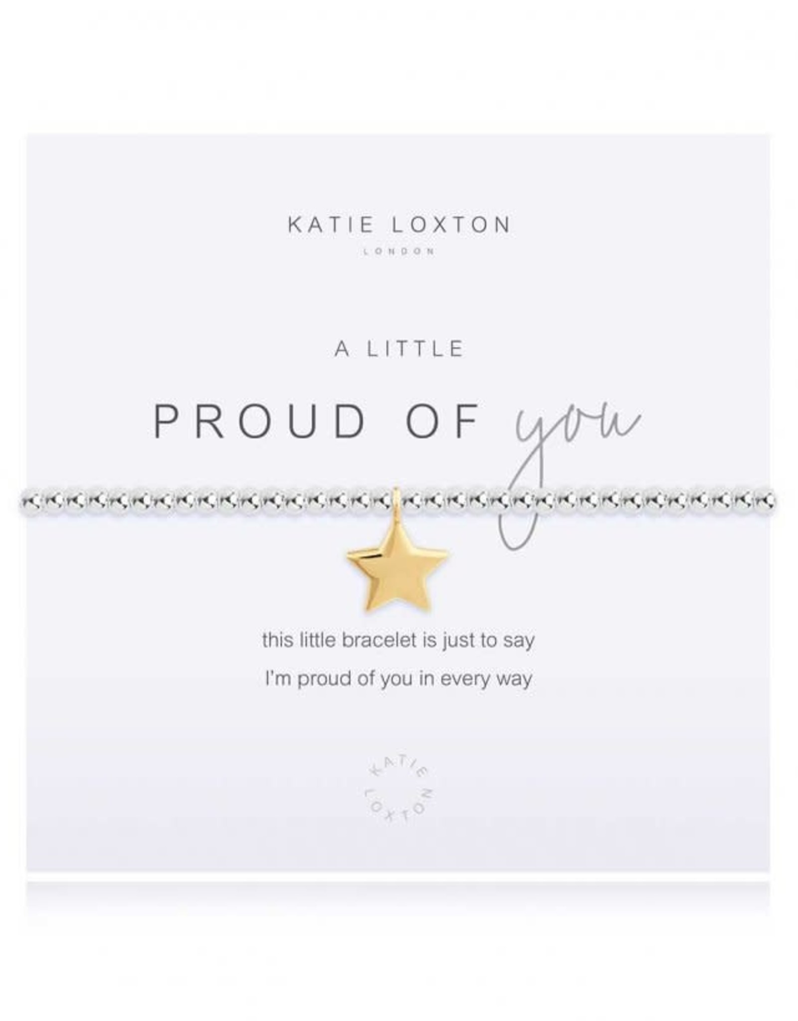 Katie Loxton Bracelet-You're a Star