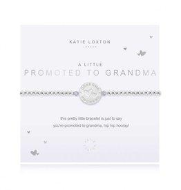 Katie Loxton Bracelet-Promoted to Grandma