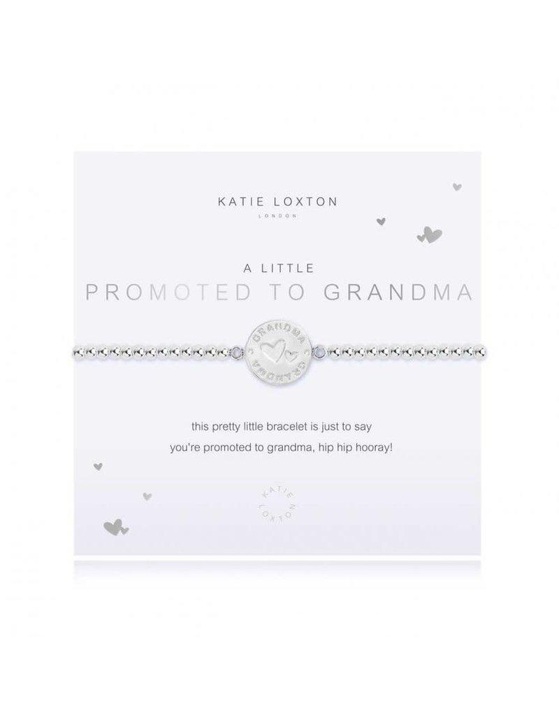 Katie Loxton Katie Loxton Bracelet-Promoted to Grandma