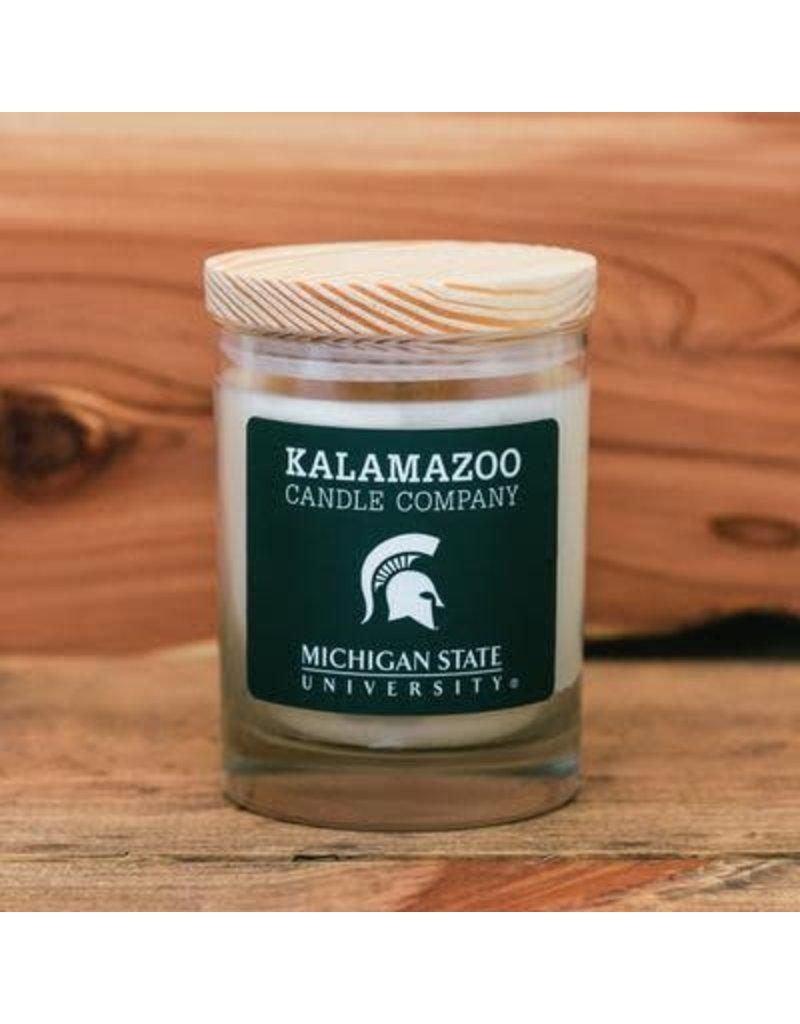 Kalamazoo Candle MSU Spartan Logo