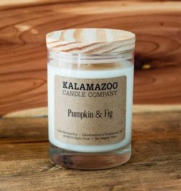 Kalamazoo Candle Company 10oz Candle Pumpkin & Fig