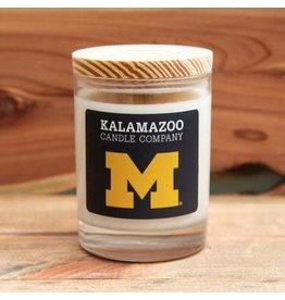 Kalamazoo Candle U of M Logo