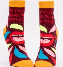 Blue Q Blue Q Women's Ankle Socks My Filter