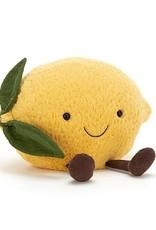Jellycat Amusable Lemon Small