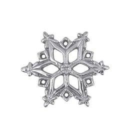 Napkin Weight - Open Snowflake