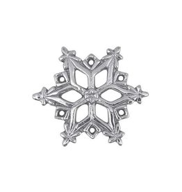 Napkin Weight - Open Snowflake