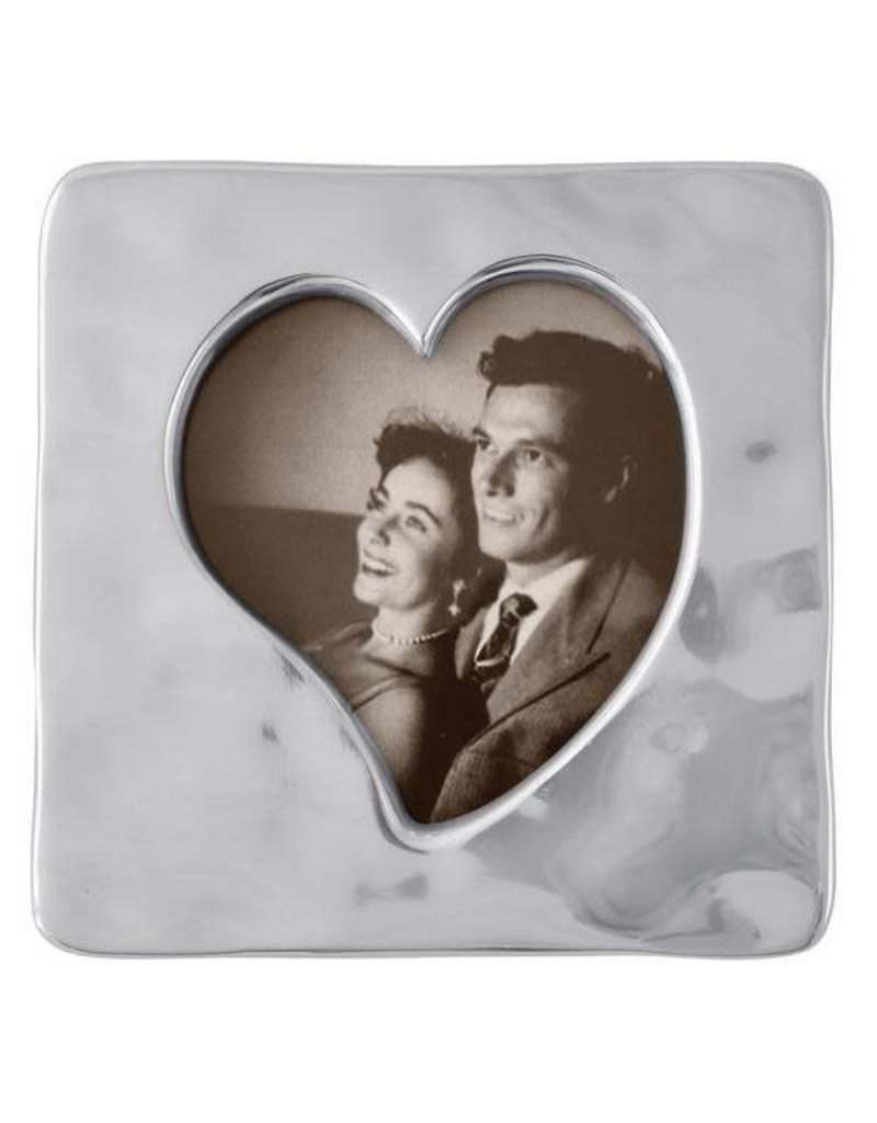 Mariposa Frame - Small Square Open Heart