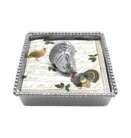 Napkin Box - Turkey