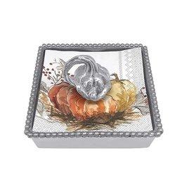 Napkin Box - Heirloom Pumpkin