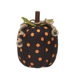 Collins Painting & Desgin Fabric Pumpkin Orange Dot Small