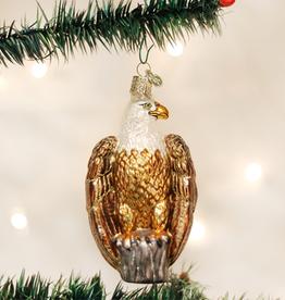 Old World Christmas Ornament Bald Eagle